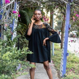 New! 🖤 Aura's Little Black Party Dress